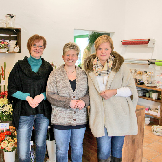 Team Moderne Floristik