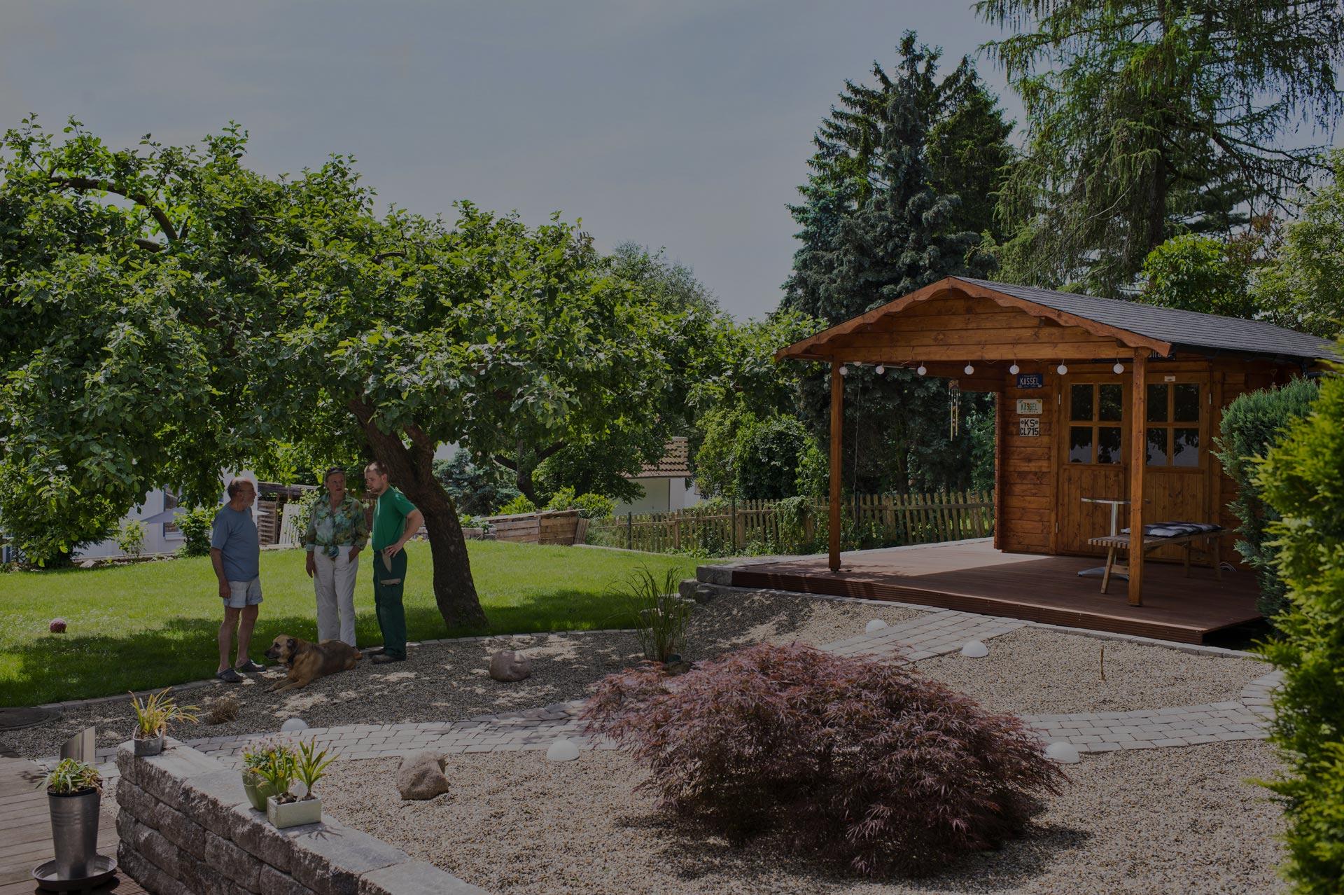 Garten Landschaftsbau Kassel Innenraumbegrünung